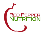 Red Pepper Nutrition Logo