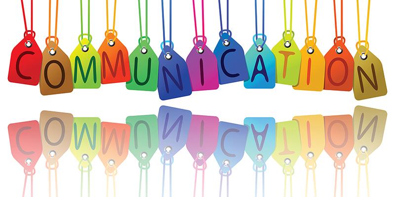 communication tags